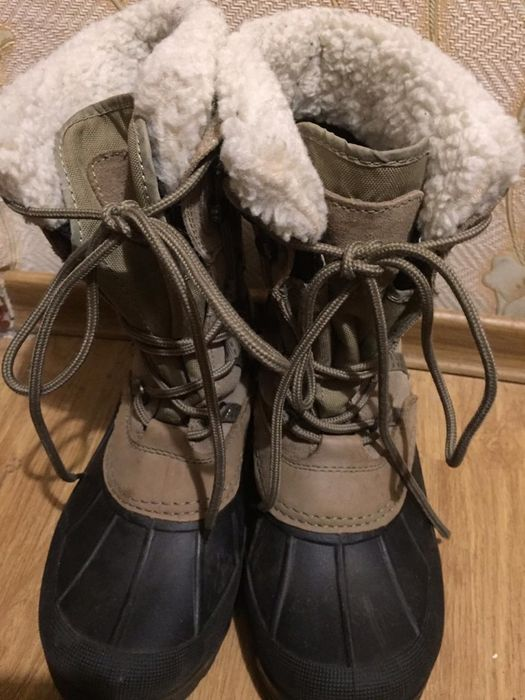 Ботинки зимние Дніпро - зображення 1