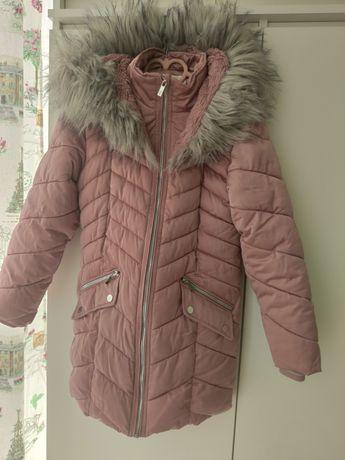 Зимове дуте пальто Next