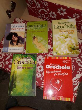 Grochola zestaw 5 książek