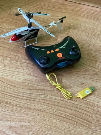 Zdalnie sterowany helikopter syma S5 100% sprawny