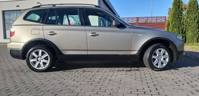 BMW X3 E83 Lift 2007r. 2.0D/150KM