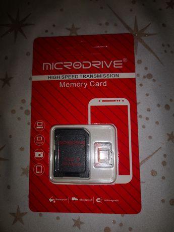 Kartą pamięci 32 gb