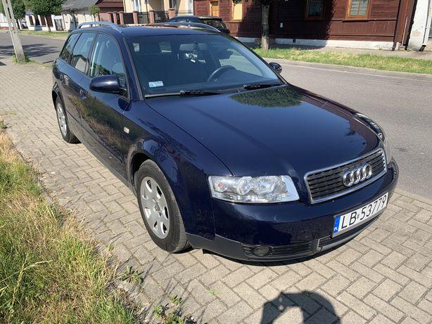 Audi A4 B6 1.9 TDI 130 km 2003