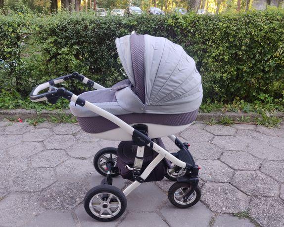 Wózek dziecięcy  2 w 1 Adamex Braletta Gondola i Spacerówka GRATIS
