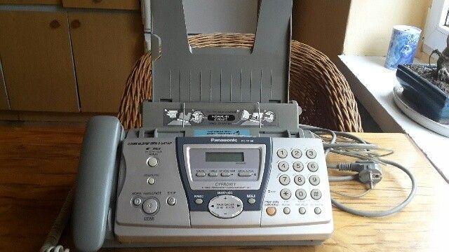 Panasonic telefon fax
