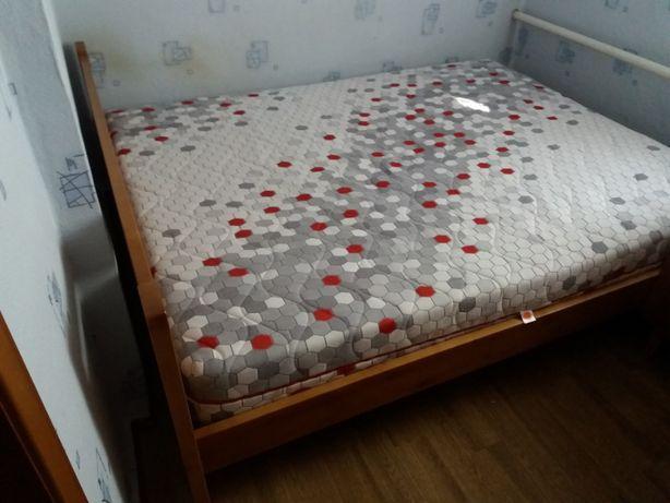 Продам кровать Никкко-2 с матрасом 160/2000