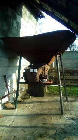 Kosz do workowania opału, zboża, węgla-urządzenie