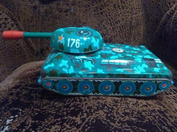 танк СССР металл 1