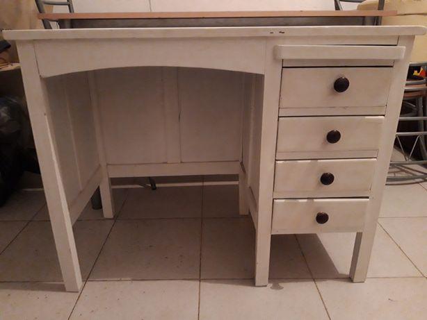 Movel / Estante vintage branco/Móvel sala