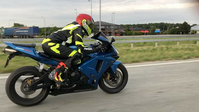 Nowy Kombinezon motocyklowy Rebelhorn Rebel r.50, paragon, gwarancja