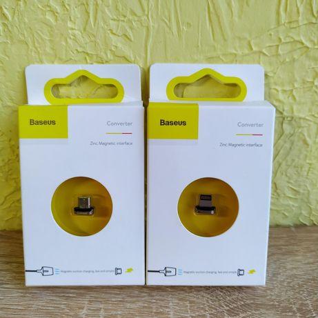 Коннектор для магнитного кабеля Базеус пимпочка для кабеля