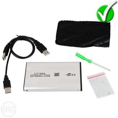 """Корпус внешний для 2.5"""" HDD USB SATA"""