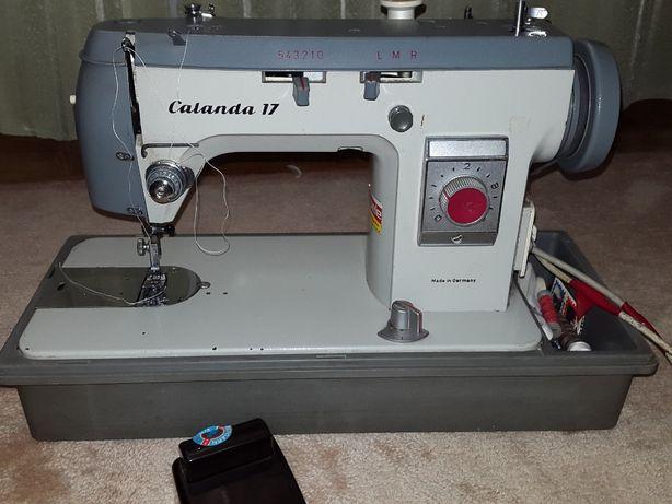 Maszyna do szycia Calanda 17 niemiecka