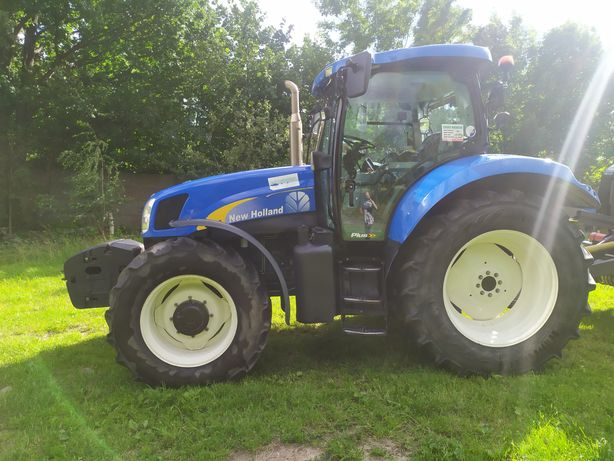 New Holland t6070 plus 1 właściciel