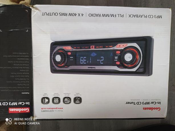 Radio samochodowe Goodmans 7356