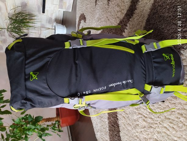 Рюкзак туристичний Wanabee
