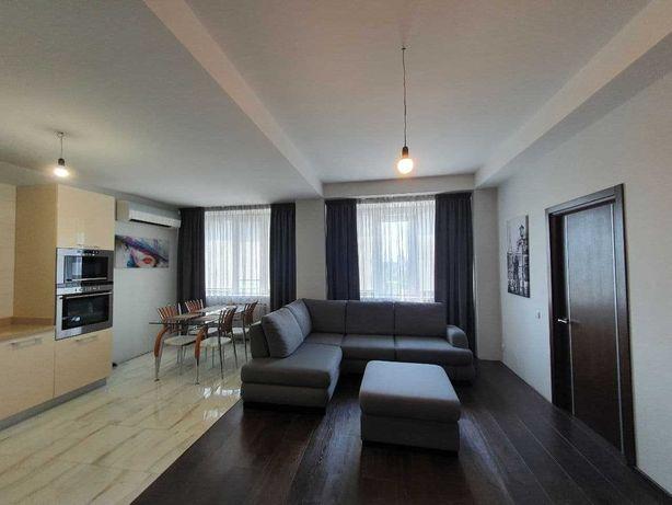 Продам  3х-ком квартиру с ремонтом в новом доме ул. Рабочая.