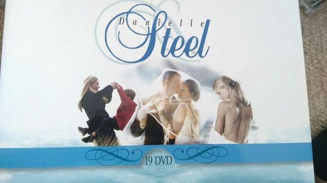 Coleção Danielle Steel 19 dvd