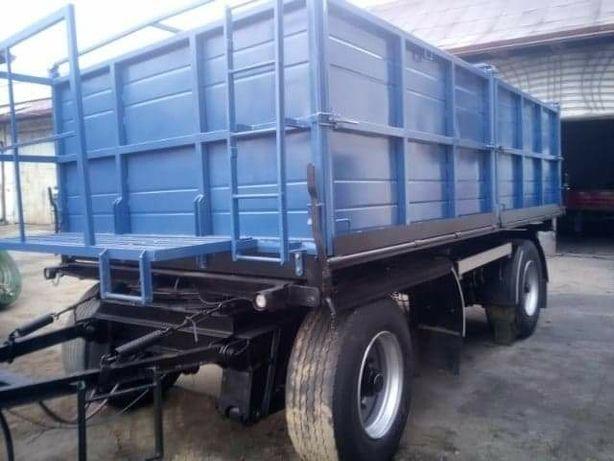 Przyczepa Krone 10 ton