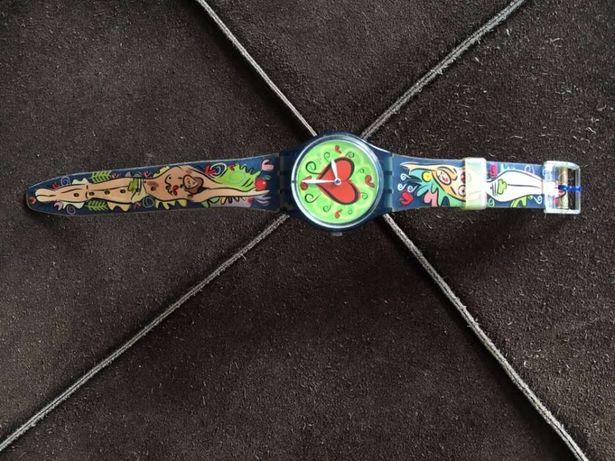 Relógio Swatch edição limitada