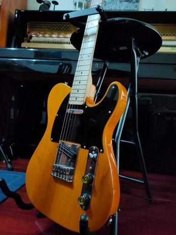 Guitarra Squier Affinity Telecaster modificada
