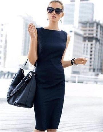 Маленькое черное платье alince XS-S
