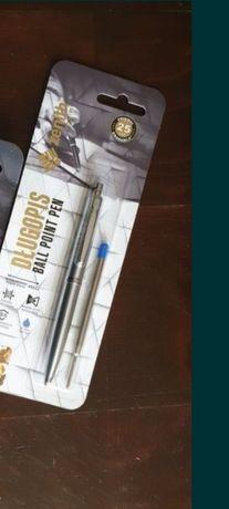 ZENITH długopis srebrny plus wkład gratis