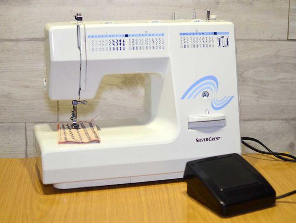 Німецька швейна машина Silver Crest