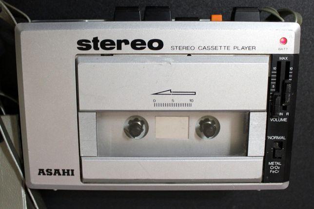 Walkman firmy ASAHI PD-551 stereo 80l/Japan