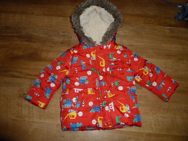 Mothercare Куртка на 1,5-2 года рост 92 см