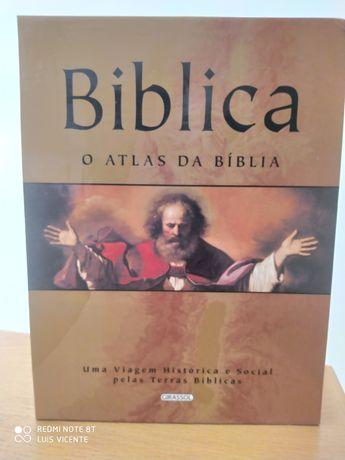Bíblica - O Atlas da Bíblia
