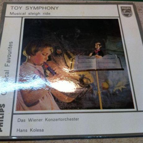 Toy Simphony - Disco vinil para crianças