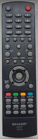 SHARP GJ210 оригинальный пульт для телевизора SHARP