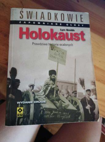 """""""Holokaust. Prawdziwe historie ocalonych"""" L.Smith"""