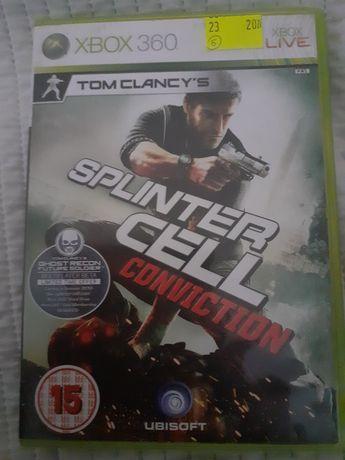 Gra Xbox 360 Splinter Cell