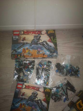 Lego technic 42094 oraz ninjago 70611