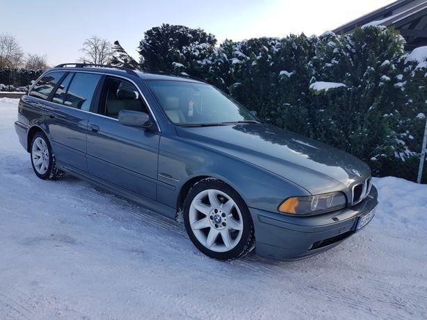 BMW E39 525d M57 z Niemiec opłacona