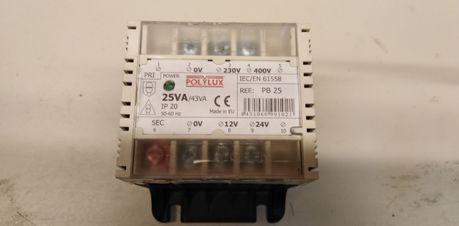 zasilacz na szynę 12V/24V ip 20
