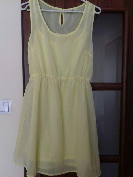 Sukienka letnia zwiewna