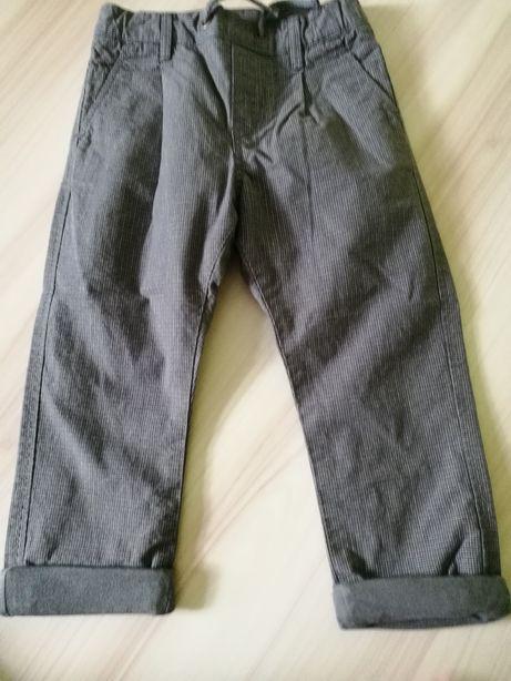 Spodnie H&M nowe 92-98