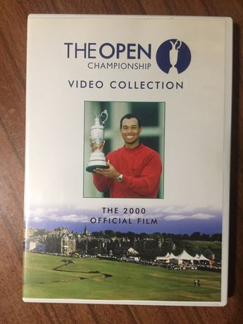 DVD The Open Championship 2000 - Golf