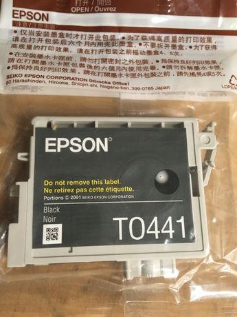Tinteiro Original Epson T0441 Preto