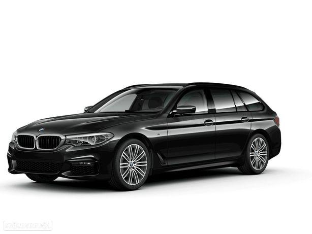BMW 520 d Pack M Auto