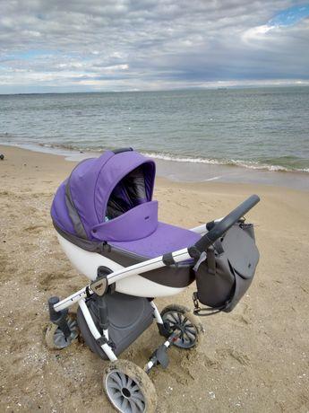 Anex sport 2в1 модель фиолет