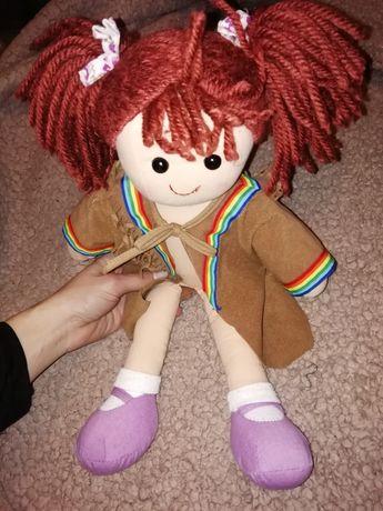 Кукла мягкая, м'яка лялька