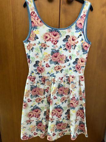 Vestido Florido menina