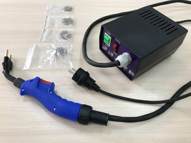 Для ремонта трещин на пластиковых бамперах и фарах