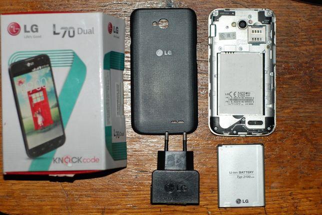 Мобільний телефон LG L70 Dual Sim