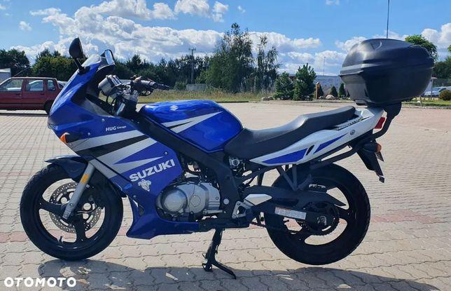 Suzuki GS GS500F, Bezwypadkowy, Serwisowany w ASO,