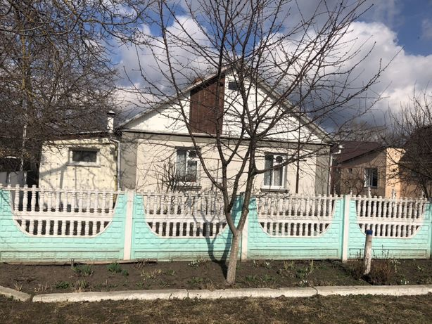 Частный дом в Калиновке